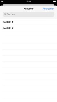 Apple iPhone 8 Plus - iOS 13 - MMS - Erstellen und senden - Schritt 9