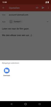 Nokia 7-1-dual-sim-ta-1095 - E-mail - Bericht met attachment versturen - Stap 11