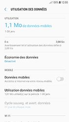 Samsung Galaxy J5 (2017) - Internet et connexion - Désactiver la connexion Internet - Étape 7