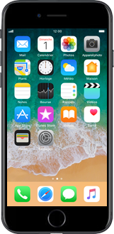 Apple iPhone 7 - iOS 12 - Applications - Configuration de votre store d