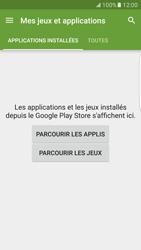 Samsung Galaxy S7 Edge - Applications - Comment vérifier les mises à jour des applications - Étape 6