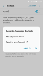 Samsung Galaxy A5 (2017) - Android Nougat - Bluetooth - connexion Bluetooth - Étape 10