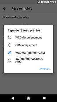 Sony Xperia XA2 Ultra - Réseau - Activer 4G/LTE - Étape 7