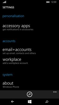 Microsoft Lumia 640 XL - E-mail - Manual configuration - Step 4
