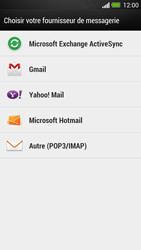 HTC One - E-mails - Ajouter ou modifier un compte e-mail - Étape 5