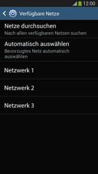 Samsung SM-G3815 Galaxy Express 2 - Netzwerk - Manuelle Netzwerkwahl - Schritt 8