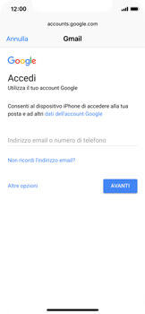 Apple iPhone X - E-mail - 032a. Email wizard - Gmail - Fase 6
