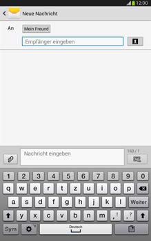 Samsung Galaxy Note 8-0 - MMS - Erstellen und senden - 11 / 24