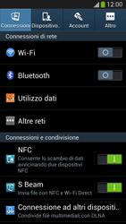 Samsung Galaxy S 4 LTE - Internet e roaming dati - Disattivazione del roaming dati - Fase 4