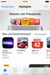 Apple iPhone 4 S - Apps - Herunterladen - 4 / 18