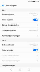 Huawei P10 - Android Oreo - Voicemail - Handmatig instellen - Stap 5