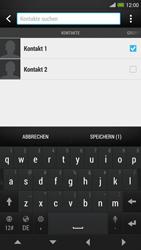 HTC One Max - Anrufe - Anrufe blockieren - 0 / 0