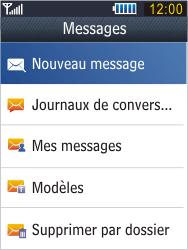 Samsung B3410 Star Qwerty - E-mail - envoyer un e-mail - Étape 3