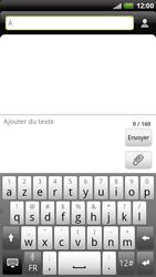 HTC X515m EVO 3D - MMS - envoi d'images - Étape 4