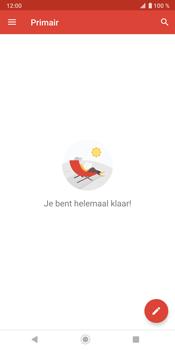 Sony Xperia XZ3 - E-mail - Handmatig instellen (gmail) - Stap 7