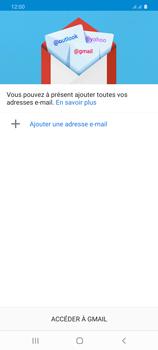 Samsung Galaxy S20+ - E-mails - Ajouter ou modifier votre compte Yahoo - Étape 6