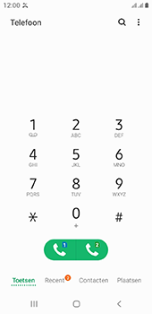 Samsung galaxy-a6-sm-a600fn-ds-android-pie - Beveiliging en ouderlijk toezicht - Nummer blokkeren - Stap 4