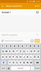 Samsung Galaxy A3 (2016) - MMS - Erstellen und senden - 16 / 28