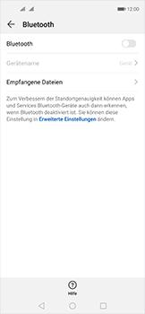 Huawei Nova 5T - Bluetooth - Verbinden von Geräten - Schritt 5