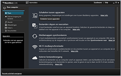 BlackBerry Z30 - software - pc suite installeren - stap 12