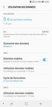 Samsung Galaxy A8 (2018) - Internet - Désactiver les données mobiles - Étape 6