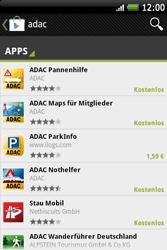 HTC Wildfire S - Apps - Herunterladen - 18 / 22