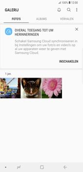 Samsung Galaxy S9 Plus - contacten, foto
