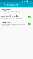 Samsung J500F Galaxy J5 - Software updaten - Update installeren - Stap 6