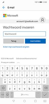 Huawei P20 lite - e-mail - handmatig instellen - stap 8