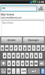 LG P990 Optimus 2X Speed - e-mail - hoe te versturen - stap 5