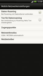 HTC Z520e One S - Ausland - Auslandskosten vermeiden - Schritt 7