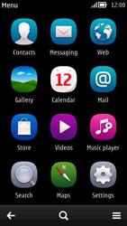 Nokia 808 PureView - E-mail - Sending emails - Step 3
