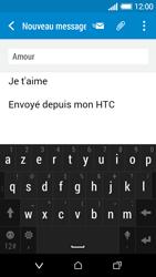HTC Desire 510 - E-mails - Envoyer un e-mail - Étape 10