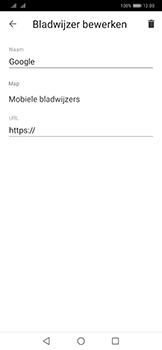 Huawei Mate 20 Pro - Internet - internetten - Stap 9