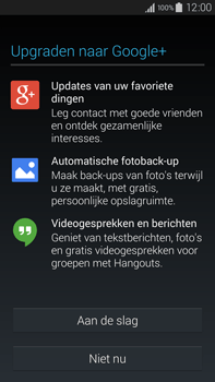 Samsung Galaxy Note 4 4G (SM-N910F) - Applicaties - Account aanmaken - Stap 19