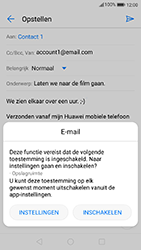 Huawei P10 - Android Oreo - E-mail - E-mails verzenden - Stap 12