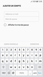 Samsung Galaxy J3 (2017) - E-mail - Configuration manuelle (outlook) - Étape 6