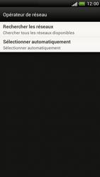 HTC Z520e One S - Réseau - utilisation à l'étranger - Étape 9