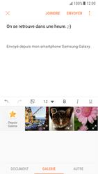 Samsung Galaxy S6 - Android Nougat - E-mail - envoyer un e-mail - Étape 10