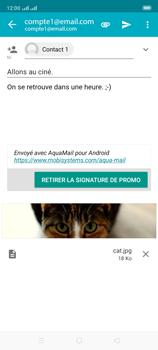 Oppo A9 2020 - E-mails - Envoyer un e-mail - Étape 19