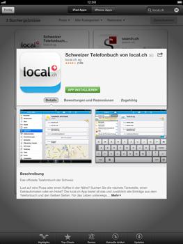 Apple iPad Retina - Apps - Installieren von Apps - Schritt 9
