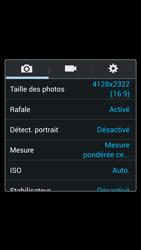 Samsung Galaxy S4 - Photos, vidéos, musique - Prendre une photo - Étape 7