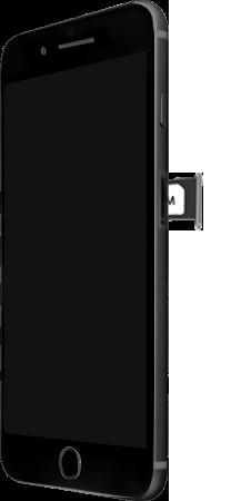 Apple iPhone 8 Plus - iOS 13 - Toestel - simkaart plaatsen - Stap 5
