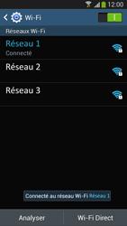 Samsung SM-G3815 Galaxy Express 2 - WiFi - Configuration du WiFi - Étape 8