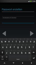 HTC One Max - Apps - Konto anlegen und einrichten - 11 / 22