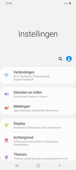 Samsung Galaxy S20 Plus - internet - data uitzetten - stap 4