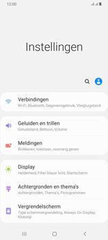 Samsung Galaxy A70 - wifi - handmatig instellen - stap 4