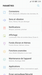 Samsung G935 Galaxy S7 Edge - Android Nougat - Internet - Configuration manuelle - Étape 4