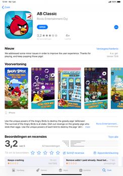 Apple ipad-pro-11-inch-2018-model-a1934 - Applicaties - Downloaden - Stap 17