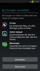 Samsung Galaxy Note 2 - Apps - Konto anlegen und einrichten - 9 / 15
